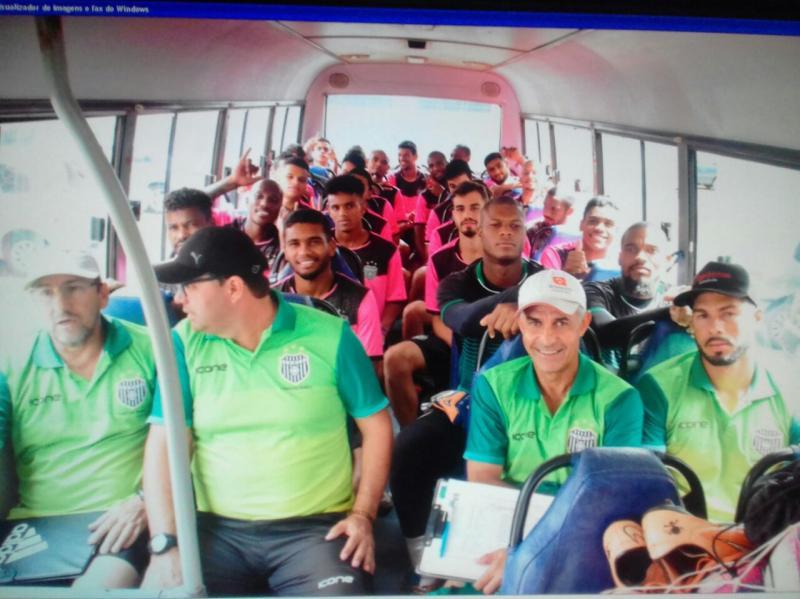 União Barbarense se prepara para o Paulista da Série A-3 (Imagens: Cláudio Mariano) - Santa Barbara D\\\'Oeste