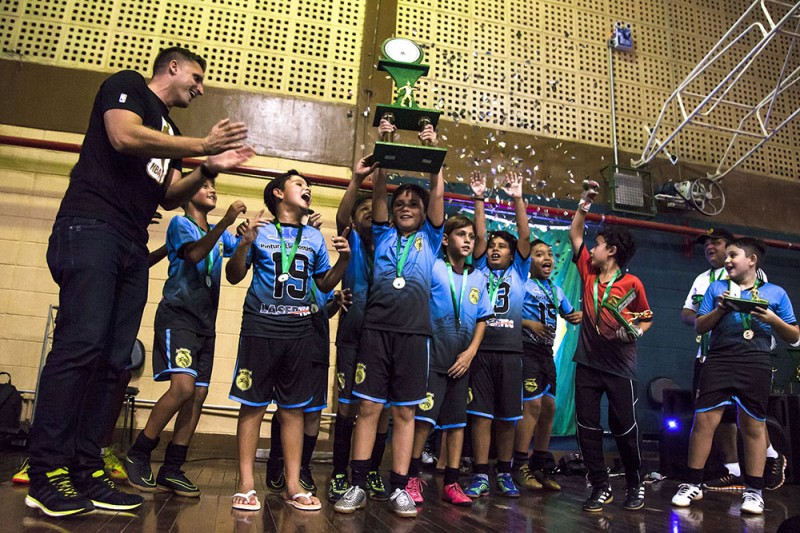 Gaviões All Pneus campeão do Sub10